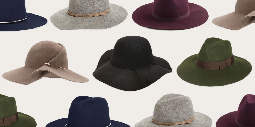 10 Felt Hats to Accessorize With This Fall 29d47fc20f7